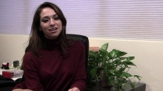 Sara Luvv sets out the bounderies with Emma Marx on the sex scene