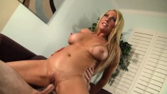 Stacked milf with a wonderful ass Jennifer loves them young and horny
