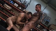 Steve Hunt sees that something big and tasty hides behind Jack Dragon pants