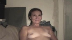 Nasty Blonde Hooker Jessica Loses Her Clothes And Delivers A Blowjob