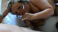 Blowjob Anal And Facial For Czech Teen