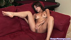 There is always an element of unexpected with yummy girl Jackie Live