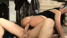 Anna Nova is the perfect choice for a late evening's gentle fucking