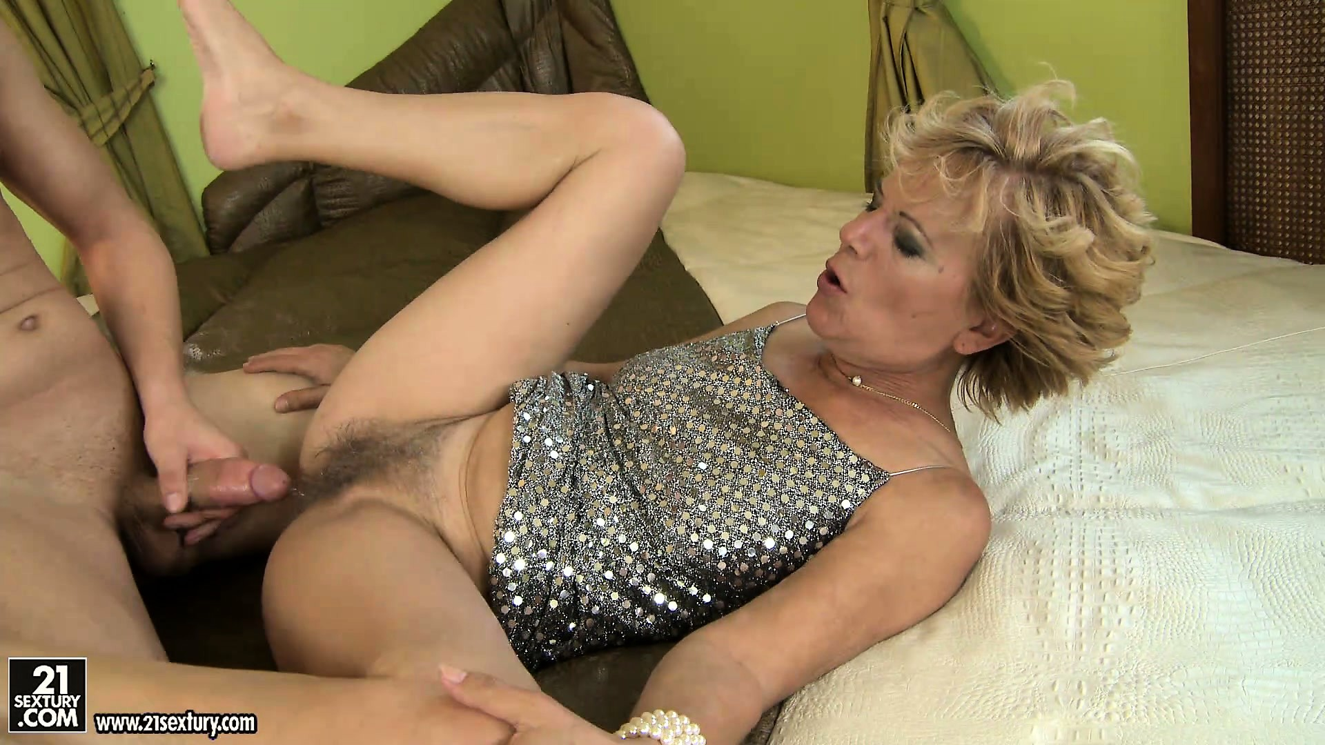 Stunning babe fucked by huge black cock