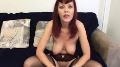 Now comes the time to bang tight cunny of stacked horny redhead girl