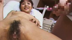 Nasty Oriental chicks love to get their mouths filled with hot sperm