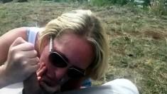 POV outdoor reality sex for cash
