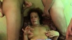 Milf Blowjob Sex Facial