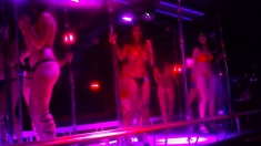 More Topless Gogo Dancers From Pattaya