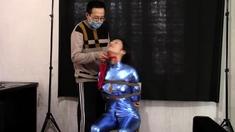 Japanese bitchs extreme bdsm punishment
