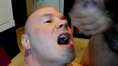 Girl Films Me Swallowing A Load