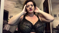 Beautiful Brunette With Big Boobs Jerk Off Instrucions